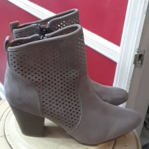 Shoes - Indigo Rd. Suede Boots, size 9.5